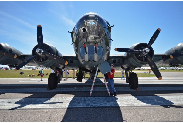 B-17 Texas Raiders Opertions Donation