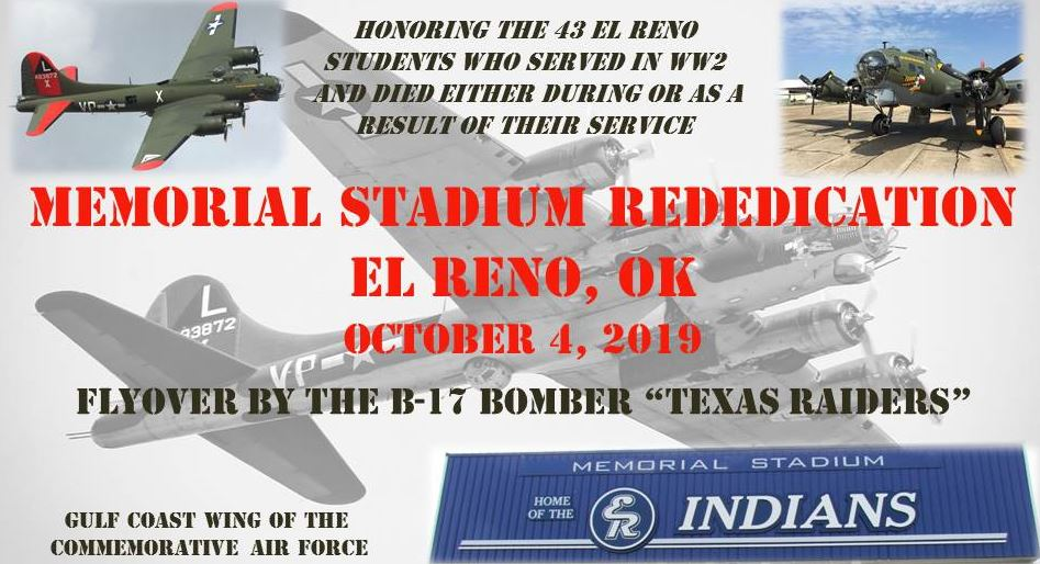 El Reno 2019 - Gulf Coast Wing of the Commemorative Air Force
